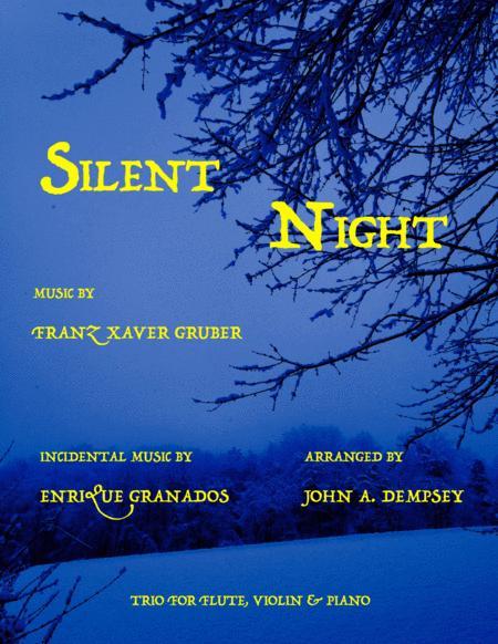 Silent Night (Trio for Flute, Violin and Piano)