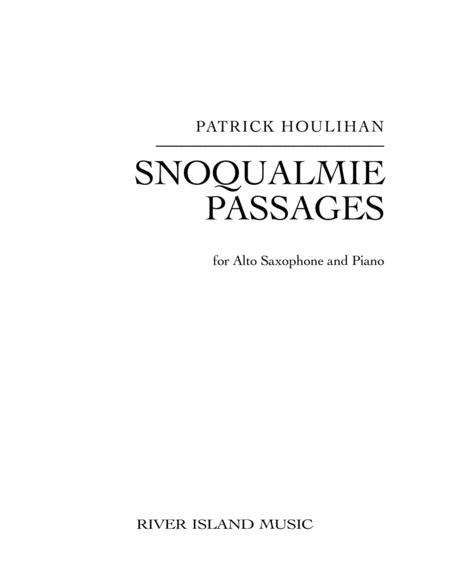 Snoqualmie Passages