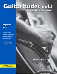 Guitaritudes Vol.1 guitar method