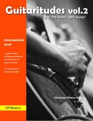 Guitaritudes vol.2 Guitar Method