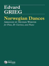 Norwegian Dances, Op. 35