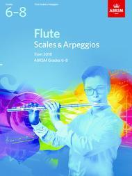 Flute Scales & Arpeggios - Grades 6-8 (2018)