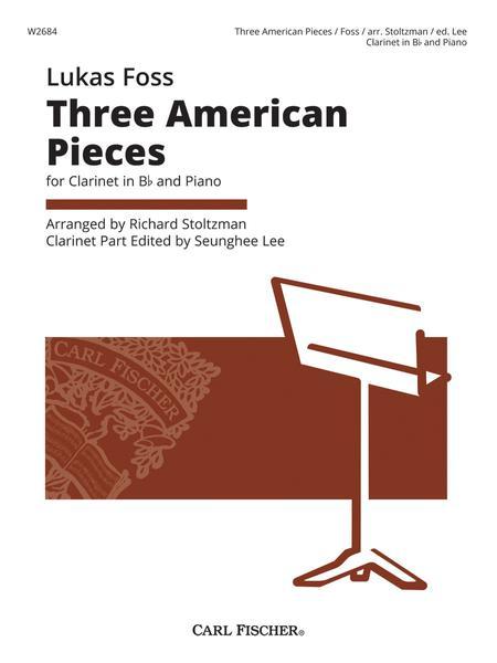 Three American Pieces