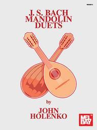 J. S. Bach Mandolin Duets