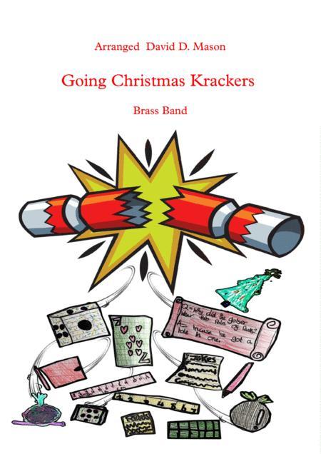 Going Christmas Krackers (Brass Band)