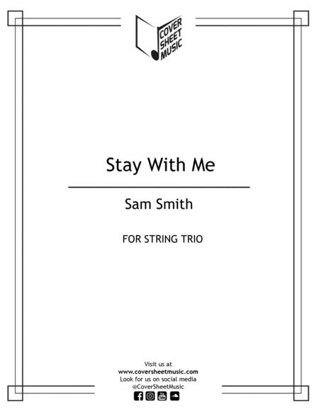 Stay With Me String Trio