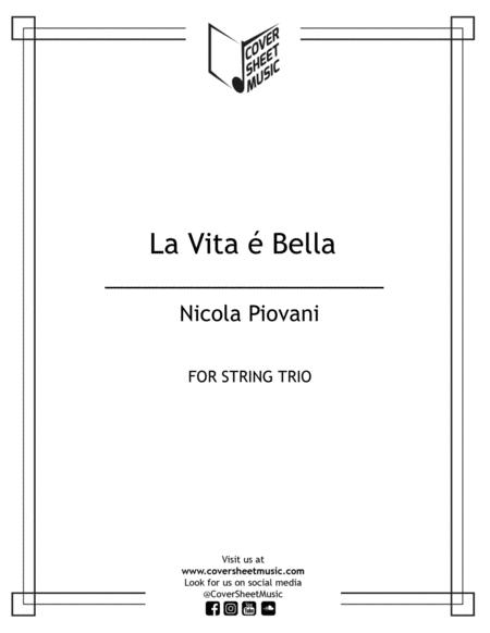 La Vita é Bella String Trio