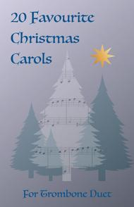 Download 20 Favourite Christmas Carols For Trombone Duet