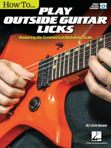 How to Play Outside Guitar Licks