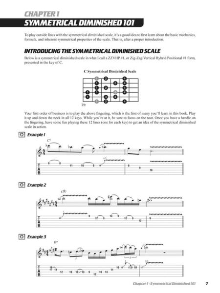 Preview How To Play Outside Guitar Licks By Chris Buono