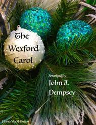 The Wexford Carol (Piano/Vocal/Guitar)