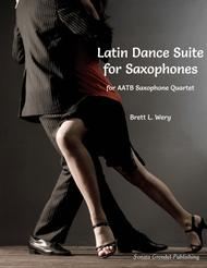 Latin Dance Suite for Saxophones