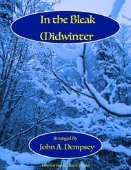 In the Bleak Midwinter (Trio for Two Cellos and Piano)