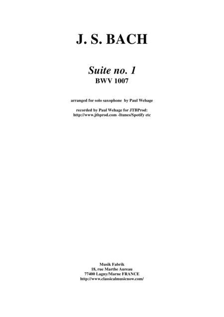 J.S. Bach:
