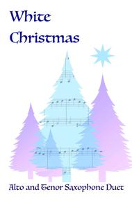 White Christmas, Duet for Alto and Tenor Saxophone