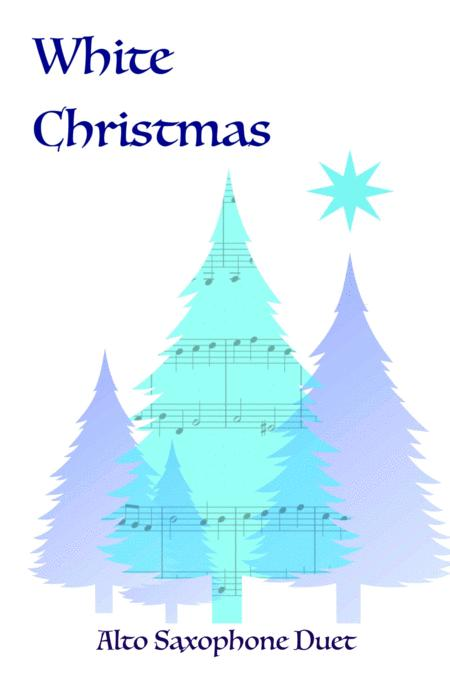 White Christmas, Duet for Two Alto Saxophones