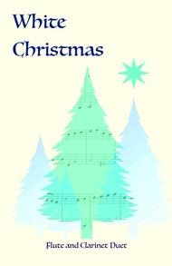 White Christmas, Duet for Flute and Clarinet