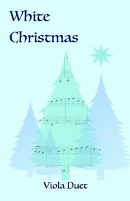 White Christmas, Duet for Two Violas