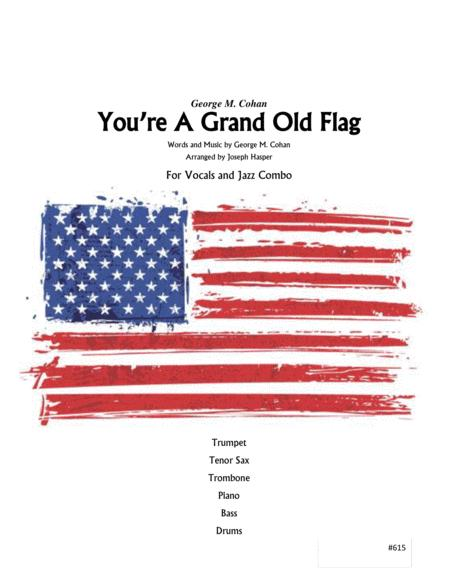 You're A Grand Old Flag (Vocal Solo and Jazz Combo)