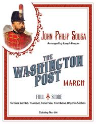 Washington Post (Jazz Combo)