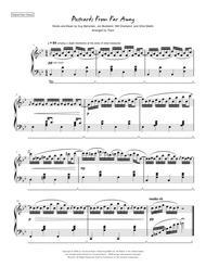 Postcards From Far Away (Original Piano Version)