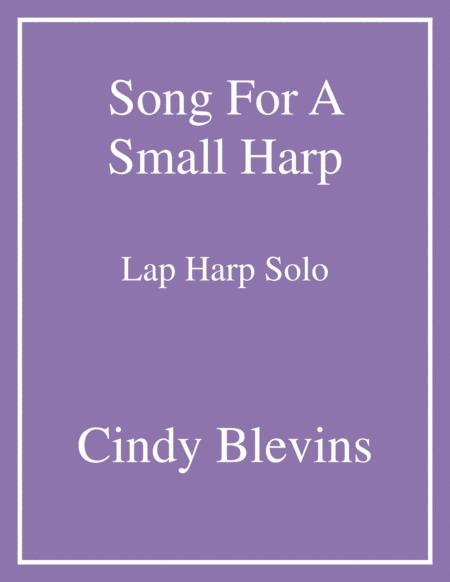 Song For A Small Harp, an original solo for Lap Harp (from my harp book Imponderable)