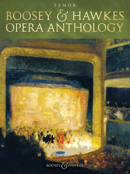 Boosey & Hawkes Opera Anthology - Tenor