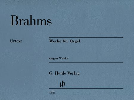 Works for Organ - Revised Edition