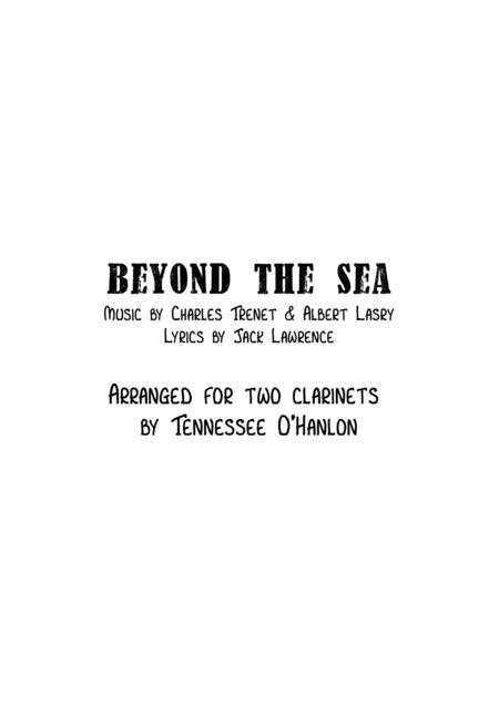 Beyond The Sea - Clarinet Duet