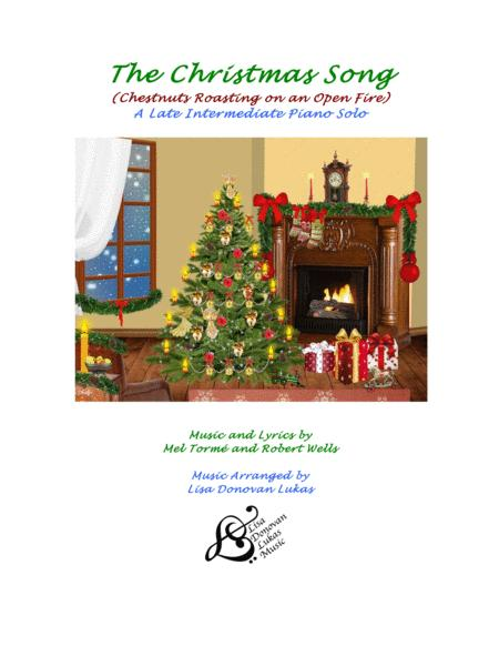 The Christmas Song (Chestnuts Roasting On An Open Fire) - for Solo Piano