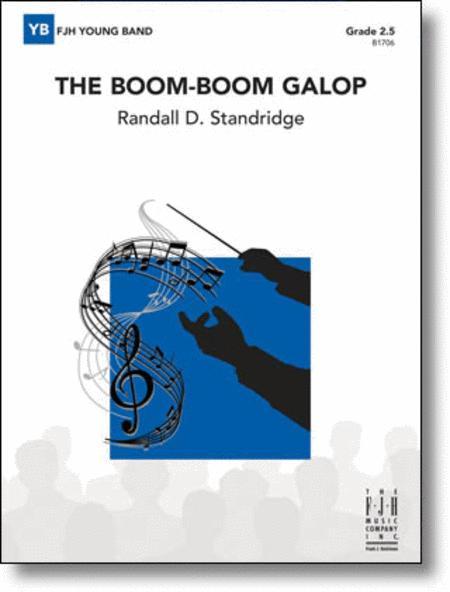 The Boom-Boom Galop