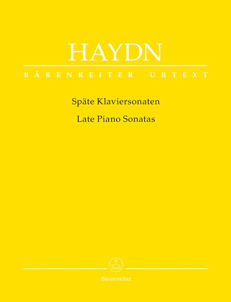 Late Piano Sonatas