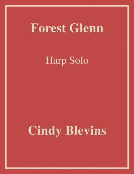 Forest Glenn, an original solo for Lever or Pedal Harp (from my harp book Hourglass)