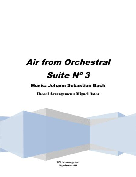 Air on the G String (Choral version)