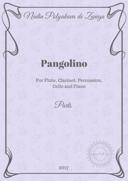Pangolino (Parts)