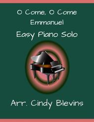 O Come, O Come Emmanuel, Easy Piano Solo