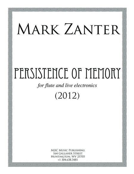 Persistence of Memory (2012)