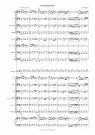 Laundrette Blues! for School Orchestra