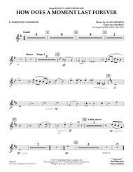 How Does a Moment Last Forever (from Beauty and the Beast) - Eb Baritone Saxophone