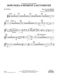 How Does a Moment Last Forever (from Beauty and the Beast) - Bb Trumpet 2