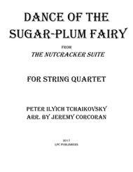Dance of the Sugar-Plum Fairy for String Quartet