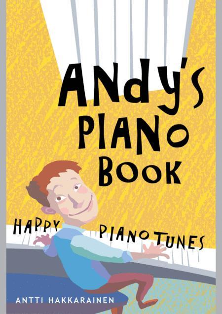 Andy's Piano Book- Happy Piano Tunes