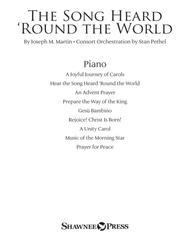 The Song Heard 'Round the World - Piano