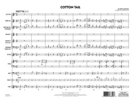 Cotton Tail - Full Score