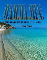 Mamma Mia Easy Piano