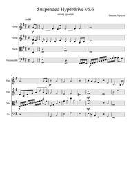 Suspended Hyperdrive (quartet)