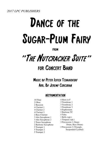 Dance of the Sugar-Plum Fairy for Concert Band