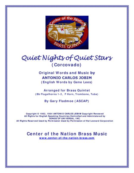 Quiet Nights Of Quiet Stars (Corcovado)