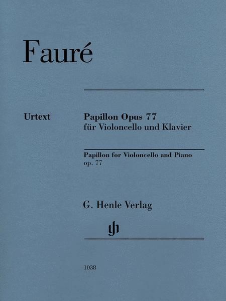 Papillon, Op. 77
