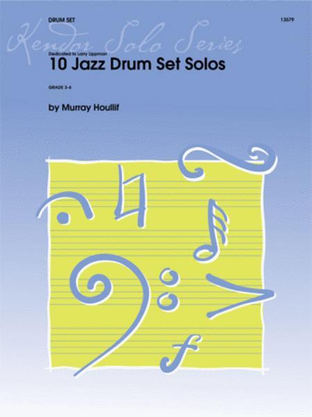 10 Jazz Drum Set Solos
